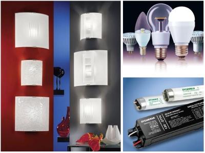Lámpatestek, fényforrások