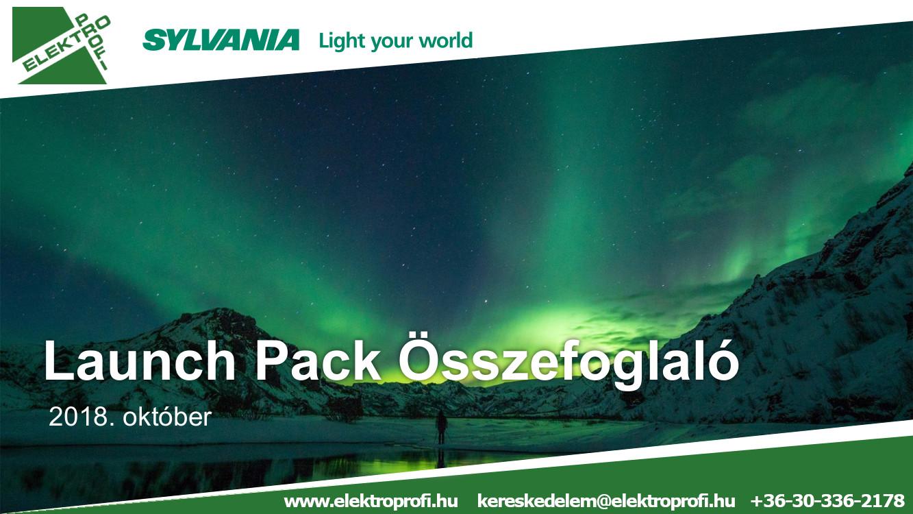 Sylvania Launch Pack Összefoglaló