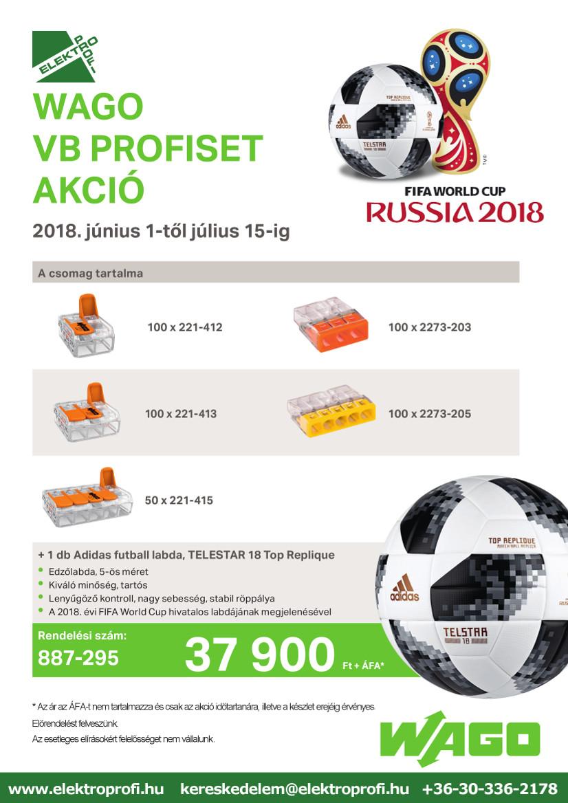 WAGO VB Profiset akció