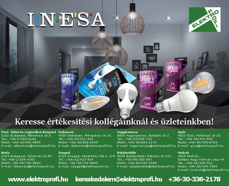 INESA termékek