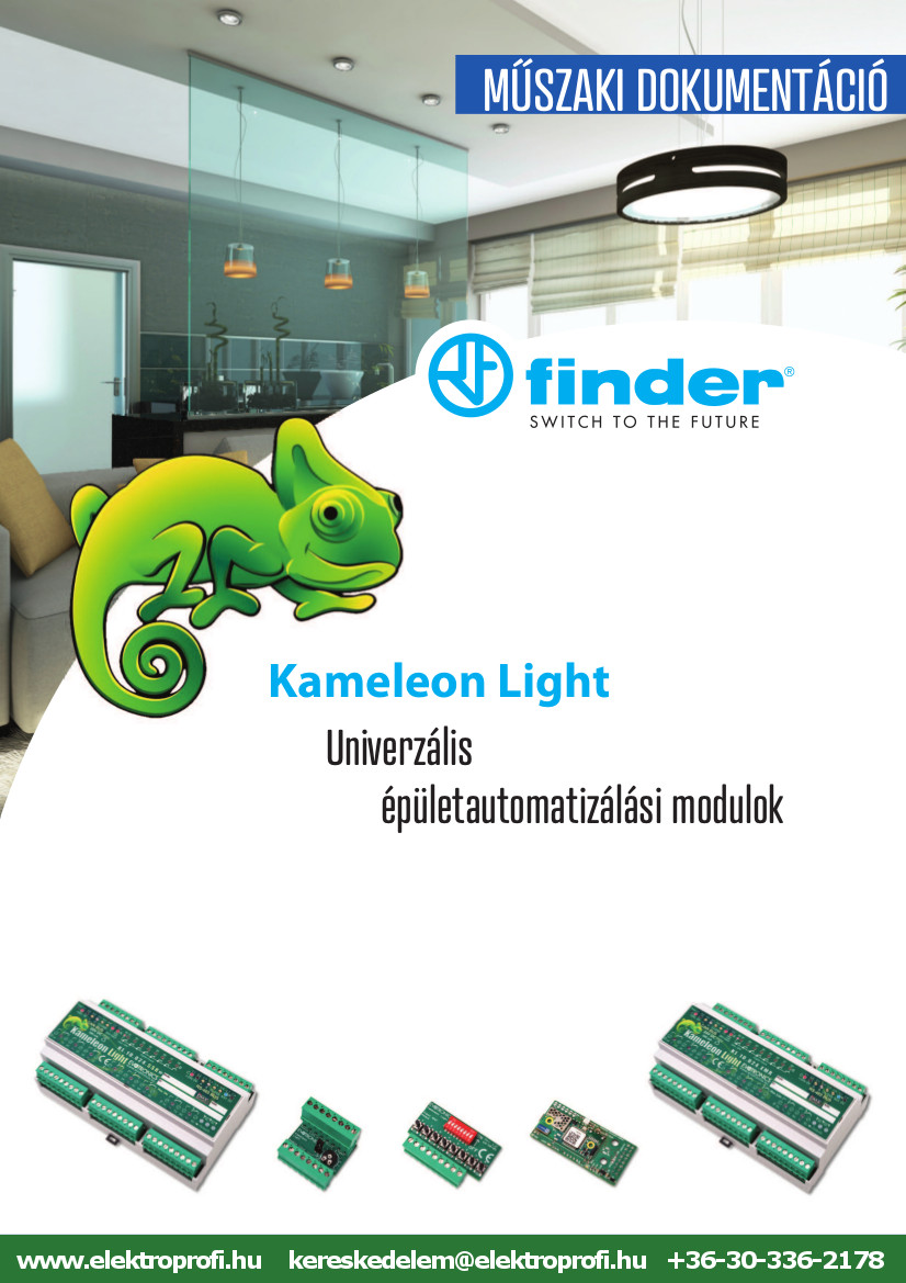 Finder Kameleon Light