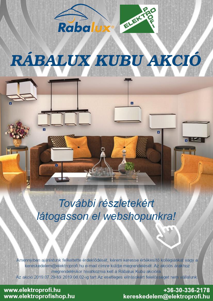 Rábalux Kubu akció