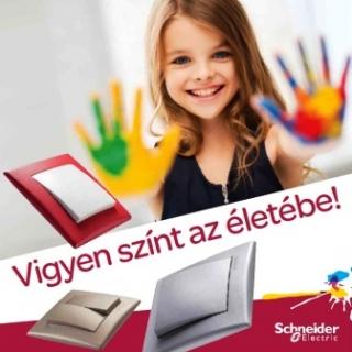 Schneider tavaszi akció
